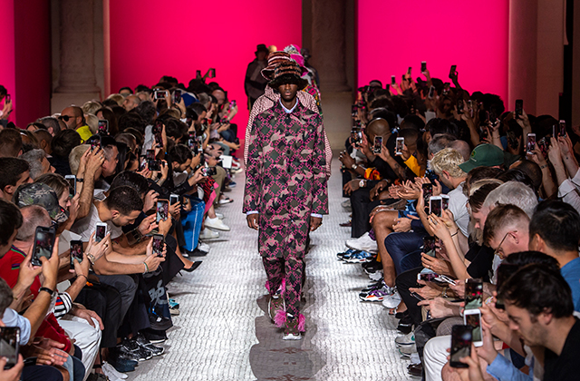 Men's Paris Fashion Week S/S'19: Day one highlights
