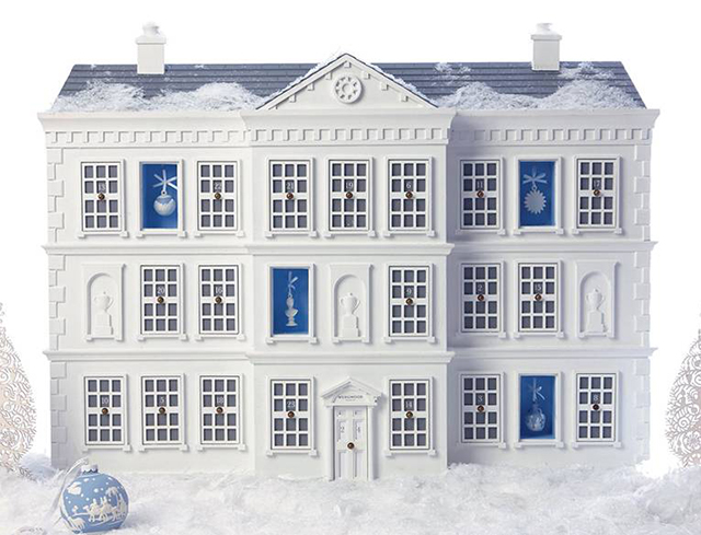 Wedgwood reveals its $18k advent house
