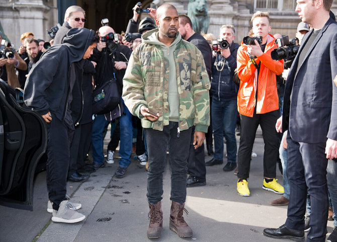 Kanye West is entering the beauty business