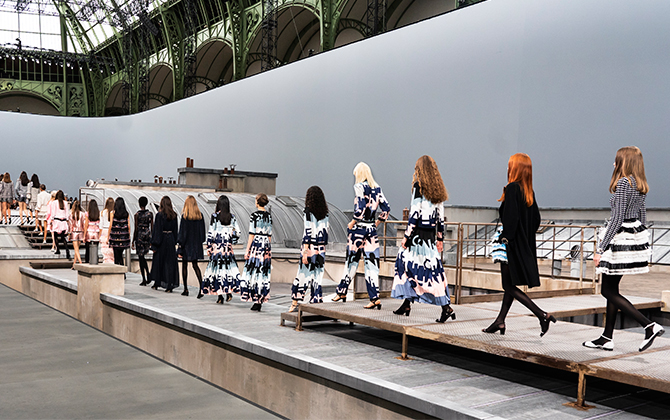 Missing Fashion Week? Youtube has got a solution for you
