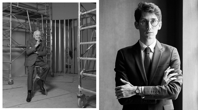"""I like to transform memories into projects\"" – Pierre Bergé's final words on Yves Saint Laurent"