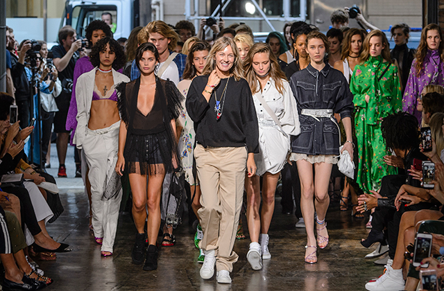 New York Fashion Week: Zadig & Voltaire Spring/Summer '18