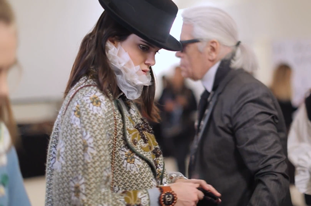 Chanel Métiers d'Art Paris-Salzburg: The Backstage Film