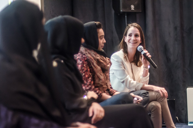 A.i.R Dubai 2013 documentary screening and interactive panel discussion