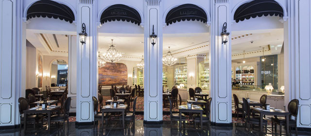 Presenting Dubai's newest culinary delight: Angelina Cafe
