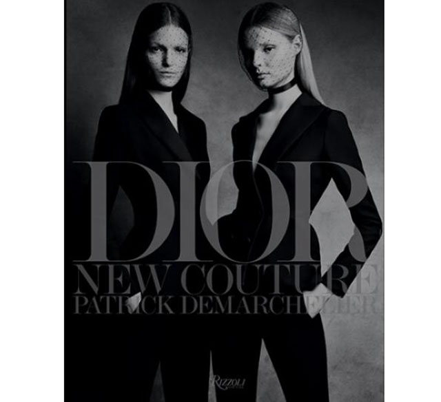 Rizzoli reveals an updated 'Dior New Couture' book by Patrick Demarchelier