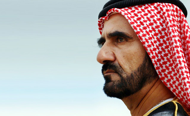 Celebrating Sheikh Mohammed's 10 years as Dubai's Ruler