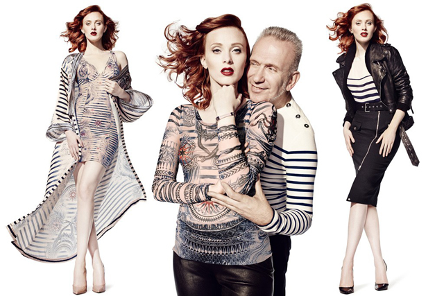 Jean Paul Gaultier reveals new campaign for Lindex