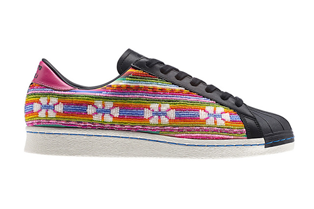 Pharrell Williams and Adidas Originals debut Superstar 80s