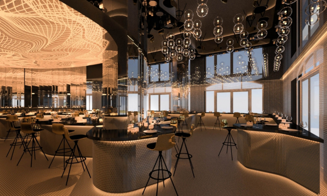 Alain Ducasse opens his first restaurant in the UAE this week