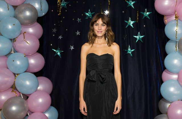 Alexa Chung will make her fashion week debut at London Fashion Week