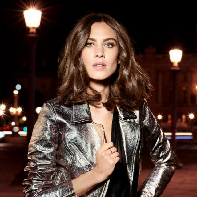 Alexa Chung named the new face of L'Oréal Professionnel