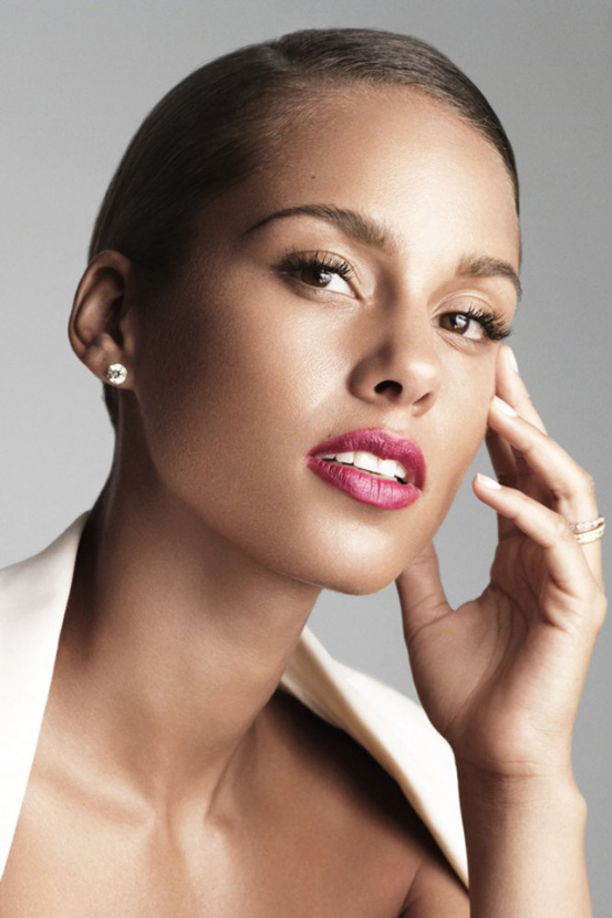 Alicia Keys named as the face of Givenchy's new fragrance