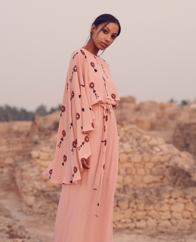 Oman love: This is how designer Amal Al Raisi payed homage to her roots for S/S'19