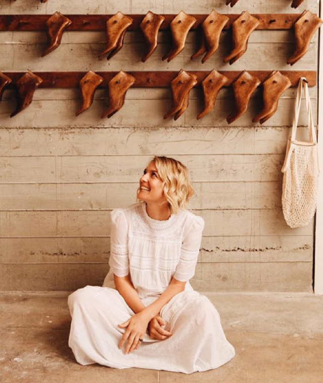 Celebrity stylist Anita Patrickson launches made-to-order footwear line