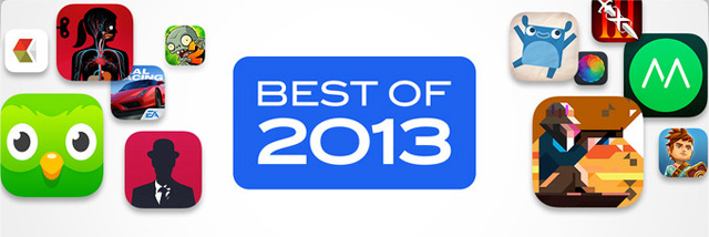 Apple announces iTunes bestsellers for 2013