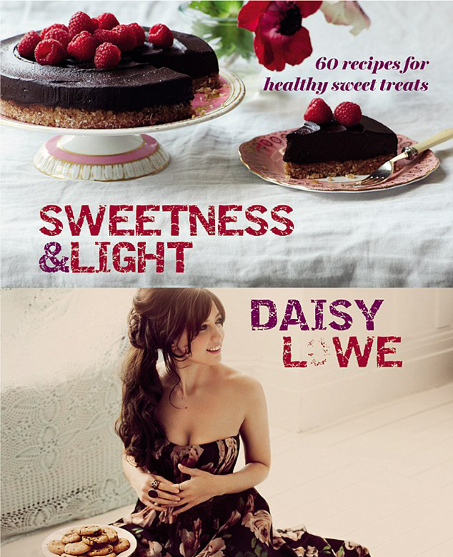 Daisy Lowe launches her very own guilt-free cookbook
