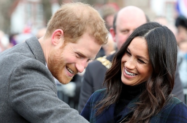 Breaking news: Meghan Markle and Prince Harry have a boy!