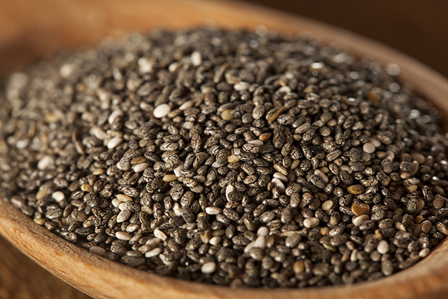 Chia seeds: 10 reasons to add them to your diet