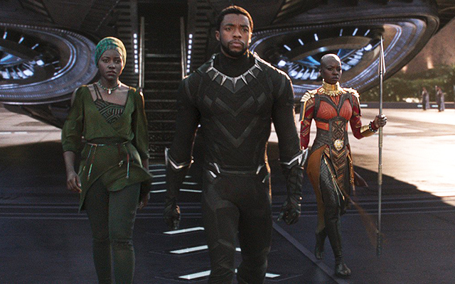 Black Panther has smashed box office records on its opening weekend