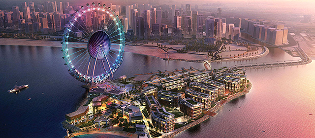 Looking into the Future: Dubai's top 10 projects coming in 2016