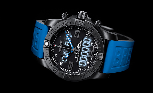 Breitling unveils its luxury Smartwatch: The Exospace B55