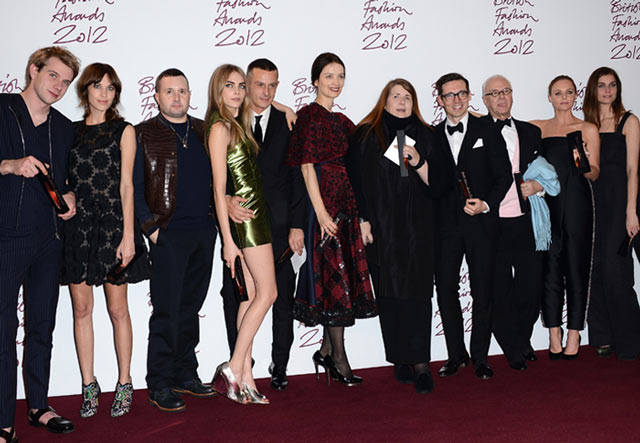 The British Fashion Awards 2013: Nominees Announced