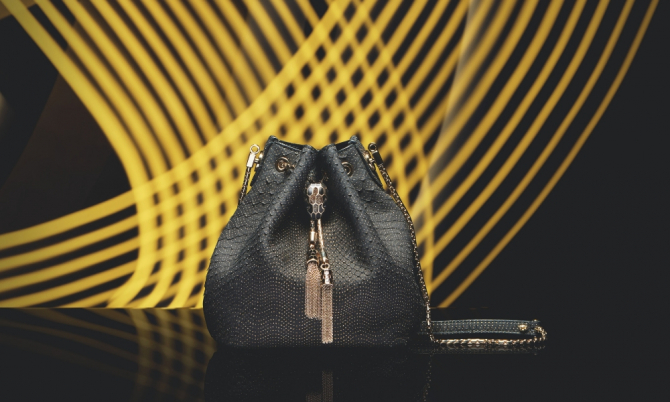 Bvlgari introduces new handbag silhouette for S/S '19
