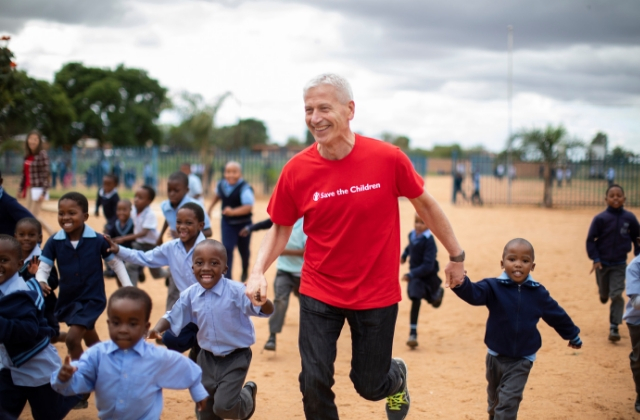 How Bvlgari is continuing to change the lives of children in
