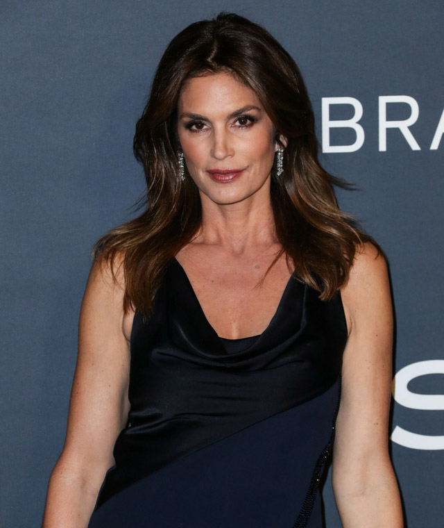 You'll soon be able to get Cindy Crawford's supermodel skin at home...