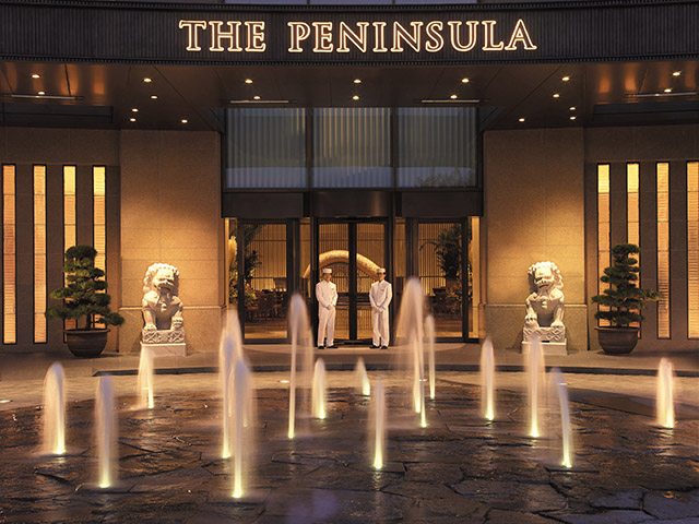 Peninsula Hotels and Net-a-Porter partner up to create travel guides