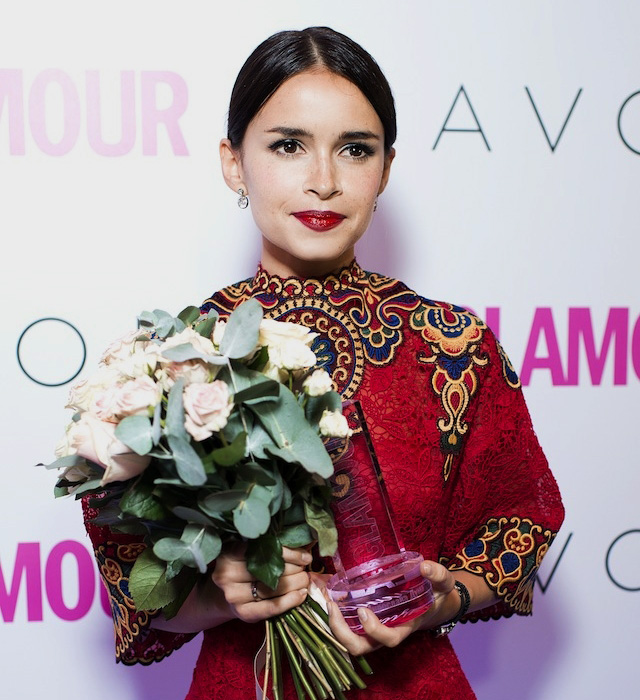 Russian Glamour – 'Woman of the Year' Awards