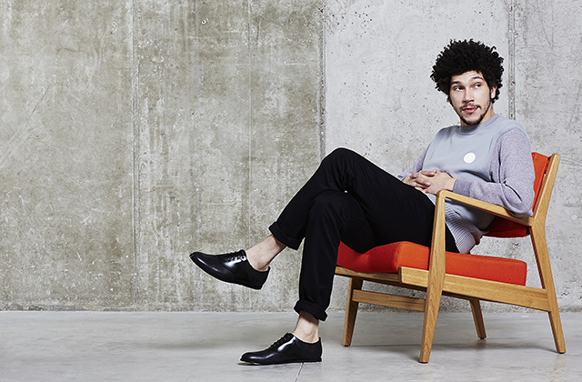 First look: Farfetch teams up with 'Game of Thrones' actor Joel Fry