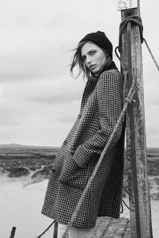 First look: Margaret Howell's Autumn/Winter 14 campaign