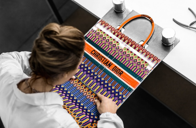 Dior launches ABCDior customisation in The Dubai Mall