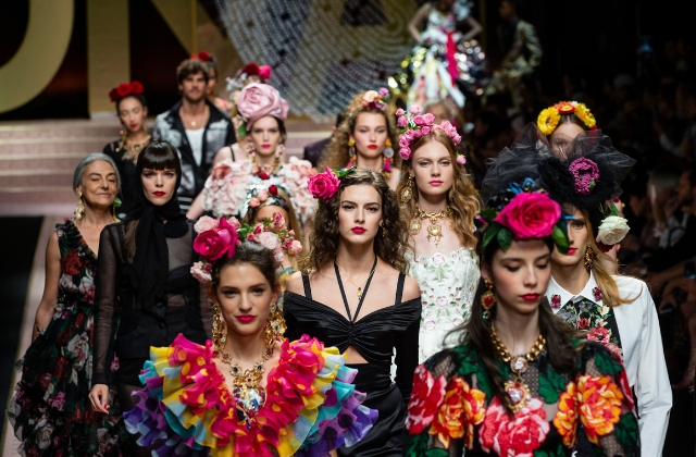 Dolce & Gabbana will host its first ever fashion show in Dubai tonight