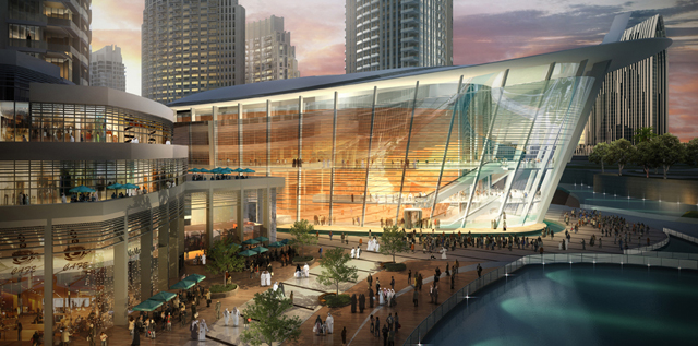 Dubai set to welcome 'The Opera District'