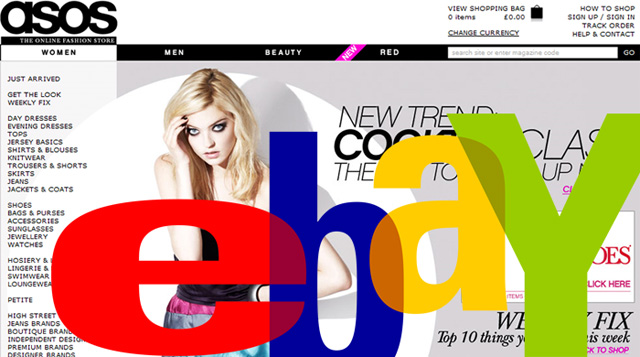 Is ASOS about to be bought by eBay?