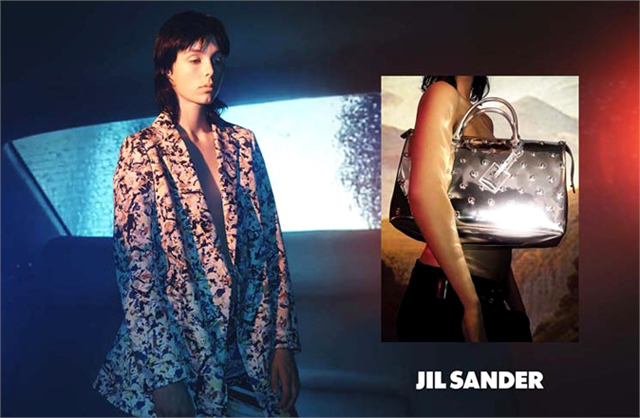 First look: Jil Sander spring/summer 2014 campaign