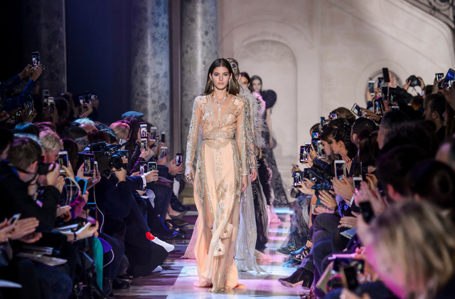 The top 5 most noteworthy moments from Paris Haute Couture Fashion Week