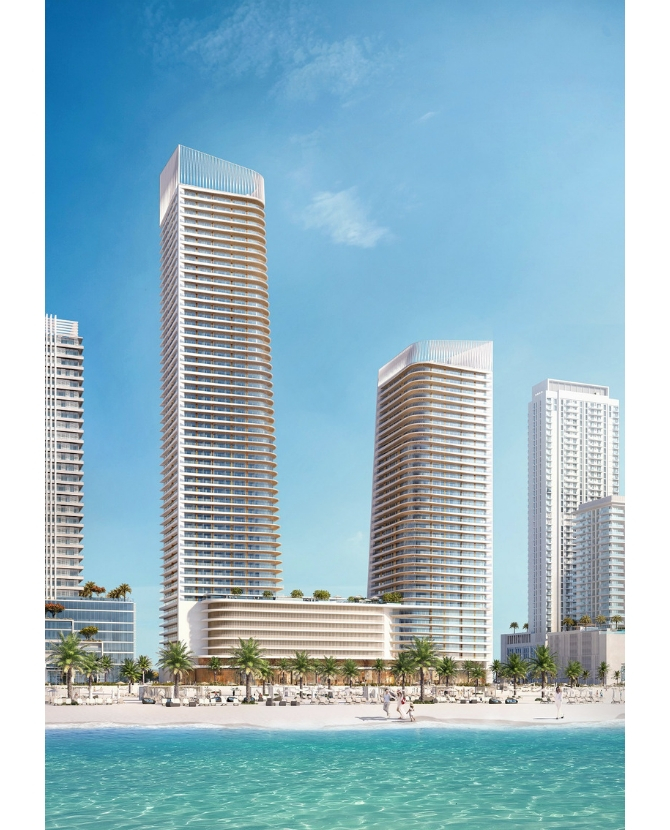 Elie Saab to design interiors at new Emaar Beachfront property