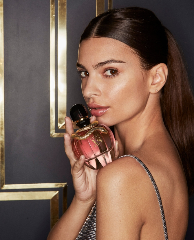 Get to know Emily Ratajkowski via Paco Rabanne's Pure XS For Her