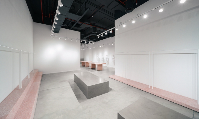 Firras Alwahabi opens new multi-dimensional space, Facilité, in d3