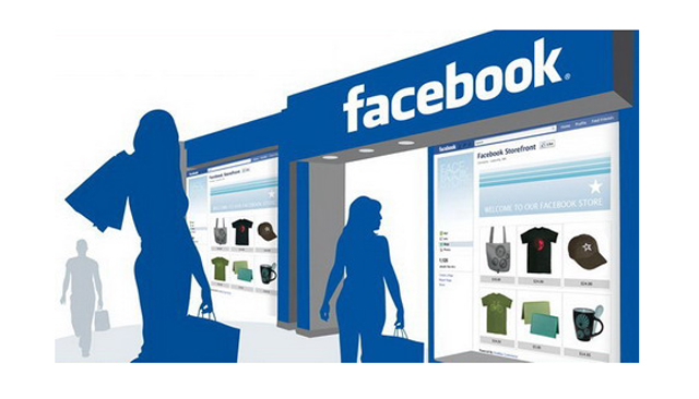 Facebook steps into e-commerce again with new button