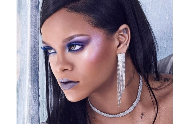 Rihanna announces launch of first ever Fenty Beauty highlighter palette