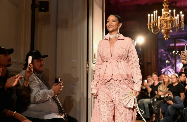 Rihanna will close out NYFW with her next Fenty show