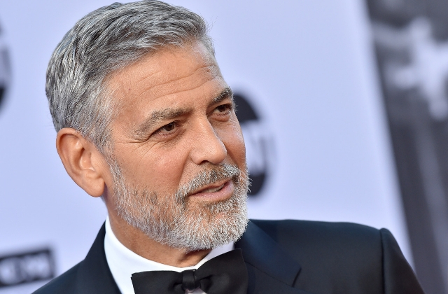 George Clooney said some super nice things about Meghan Markle