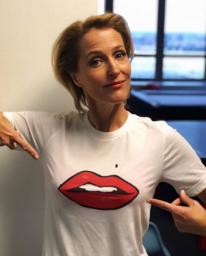 Gillian Anderson is joining The Crown