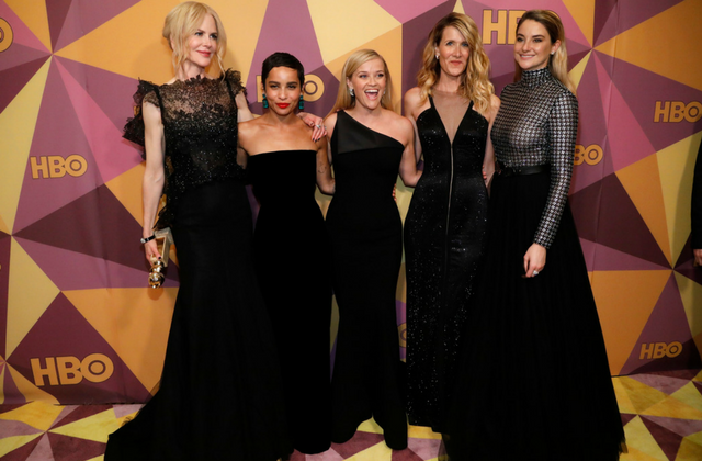 Golden Globes dresses will be auctioned off for Time's Up