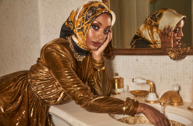 Haute Hijab launches a new collection to celebrate its 10th anniversary